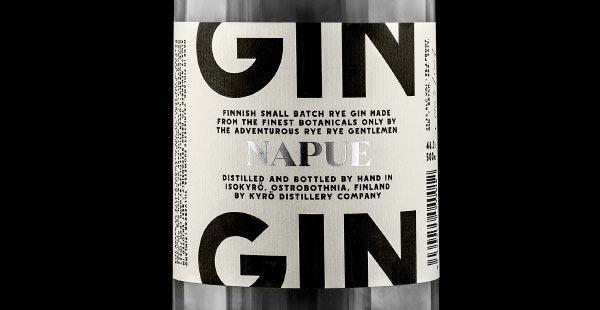 Napue Gin, Kyrö Distillery Company