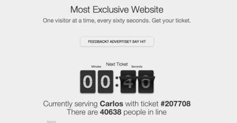 Mostexclusivewebsite.com