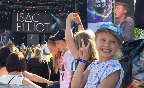 Tammerfest 2015, Annika Kela, Stara