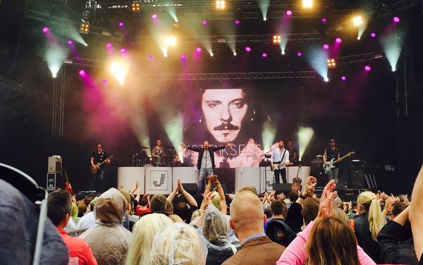 Tammerfest 2015, Jonne Aaron, Kuva: Annika Kela, Stara