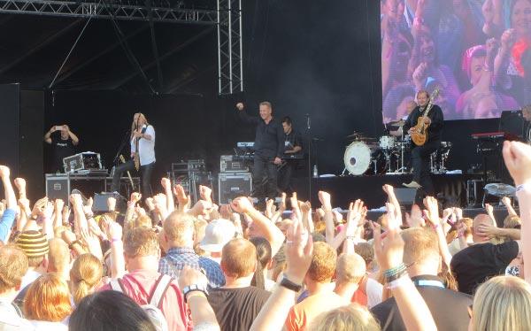 Tammerfest 2015, Yö-yhtye, Kuva: Stara