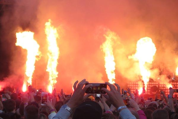 Tammerfest 2015, Haloo Helsinki!, Kuva: Stara