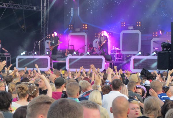 Tammerfest 2015, Apulanta, Kuva: Stara