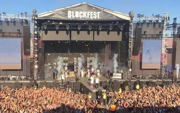 Blockfest 2015, Kuva: Mika Yli-Jyrä