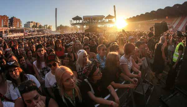 Blockfest 2015, Kuva: Santeri Saarinen, Stara