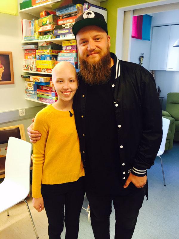 Gaala Lasten Hyväksi 2015, Kasmir