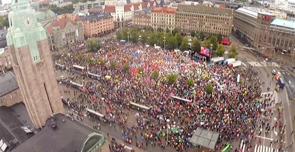 Kuvakaappaus: YLE Uutiset 18.9.2015