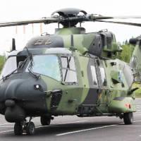 NH90-helikopteri, Kuva: Stara