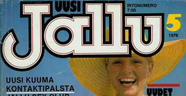 Jallu-lehden kansi 5/1978