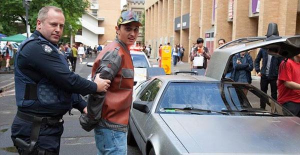 Melbournen poliisi