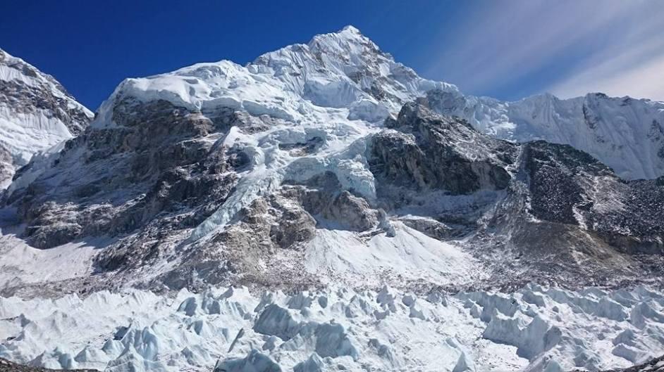 Mount Everest, Kuva: Tuomas Gary Keskinen