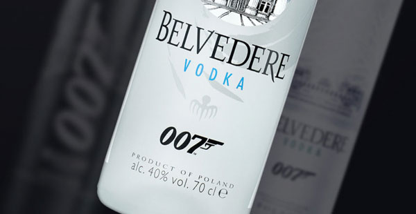 Belvedere 007 James Bond