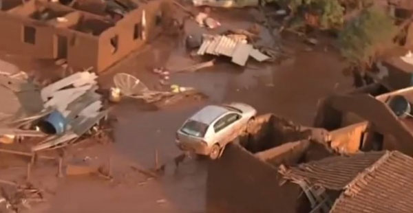 Samarco, Brasilia, Kuva: YouTube