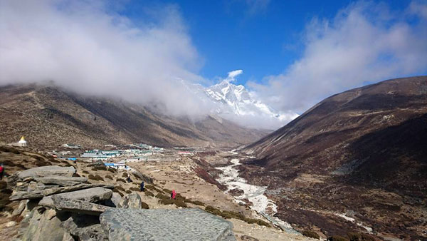 Sami Kieksi, Mount Everest