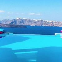 Astarte Suite Hotel, Santorini