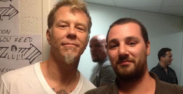Metallica, Facebook