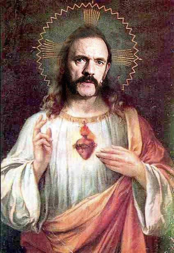 Lemmy Kilmister meme