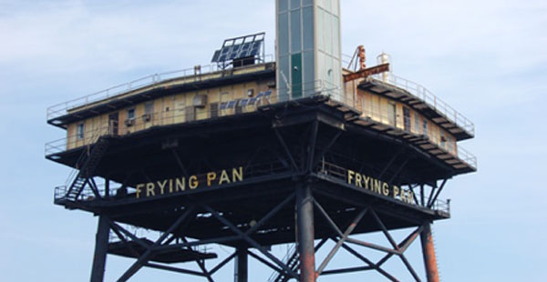 Frying Pan Tower