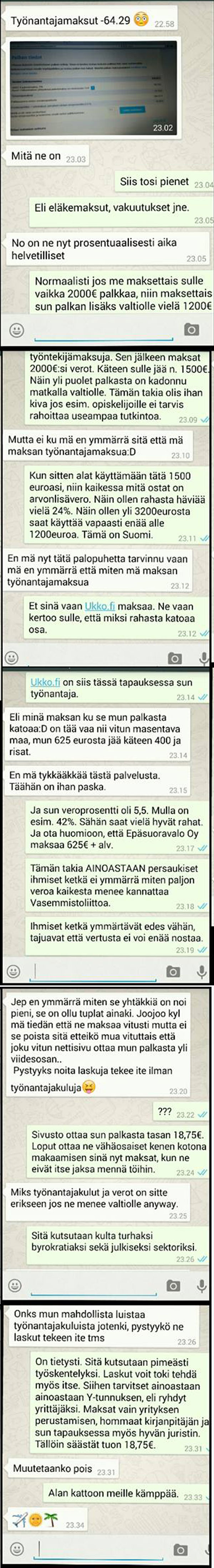 Facebook, Panu Rekilä