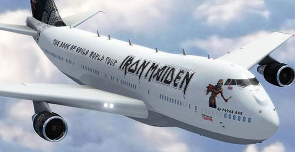 Kuva: Iron Maiden