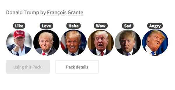 Reaction Packs