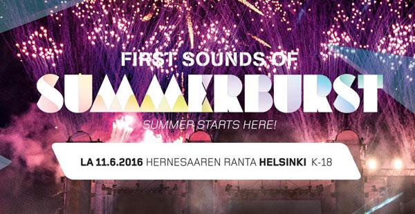 Summerburst Helsinki