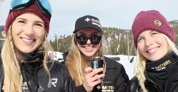 Battery Sisters, Kristiina Nisula, Merika Enne, Kristiina Nyman