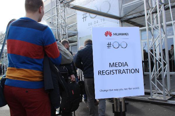 Huawei lanseeraustilaisuus 2016, Kuva: Stara