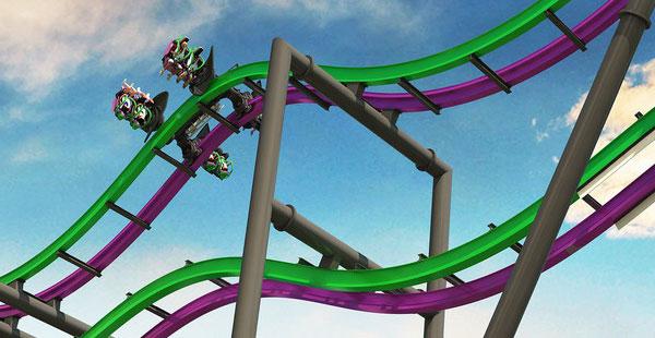 Joker Six Flags