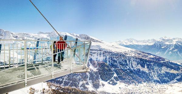 Leukerbad, Sveitsi, Kuva: StaraTV Alpeilla