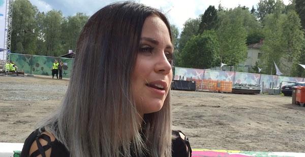 Anna Abreu, Kuva: StaraTV