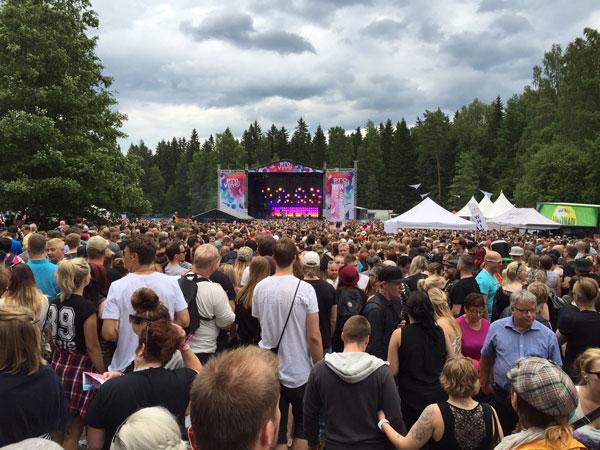 Provinssi 2016, Kuva: Annukka Heikkilä, Stara