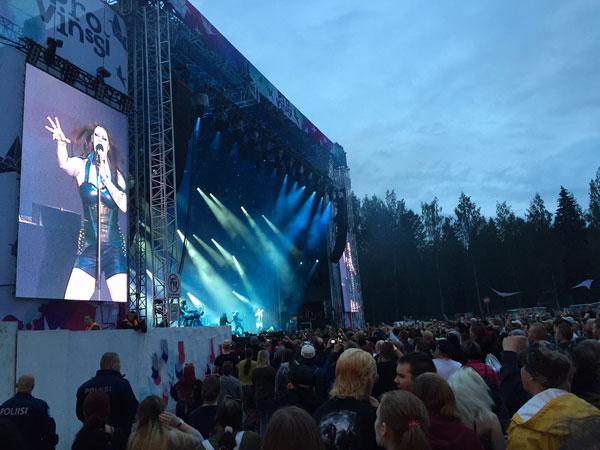 Provinssi 2016 torstai, Kuva: Annukka Heikkilä, Stara