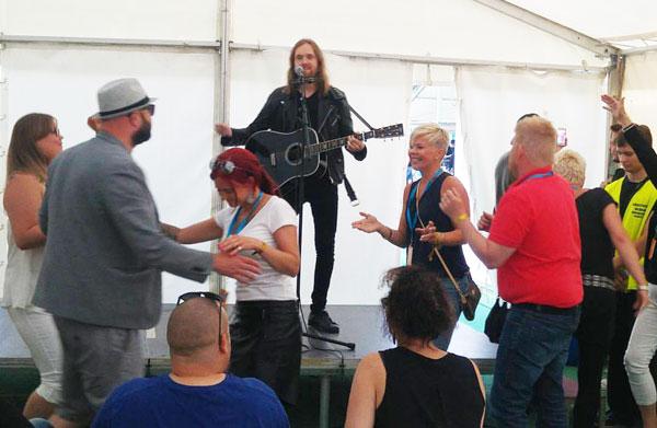 Rollopop 2016, Stara VIP, Anssi Kela
