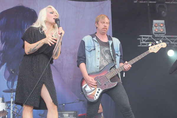 Tammerfest 2016, The Sounds, Kuva: Stara