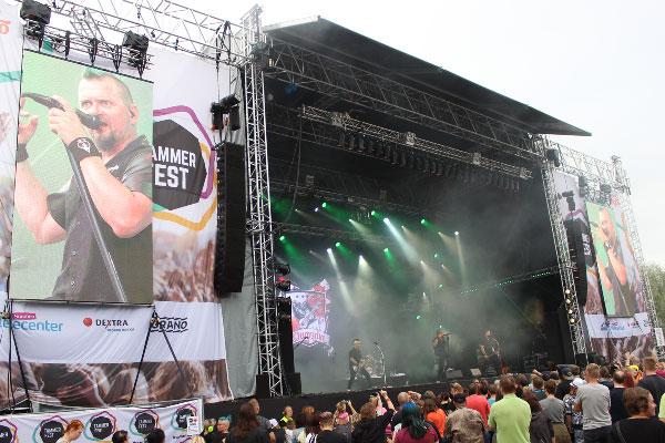 Tammerfest 2016, Klamydia, Kuva: Stara