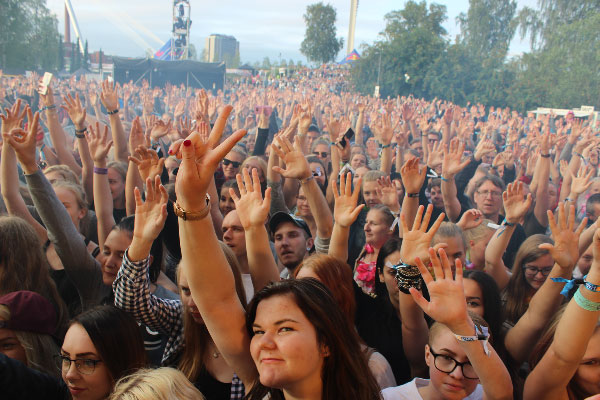 Tammerfest 2016, Apulanta, Kuva: Stara