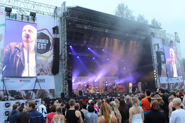 Tammerfest 2016, Juha Tapio, Kuva: Stara