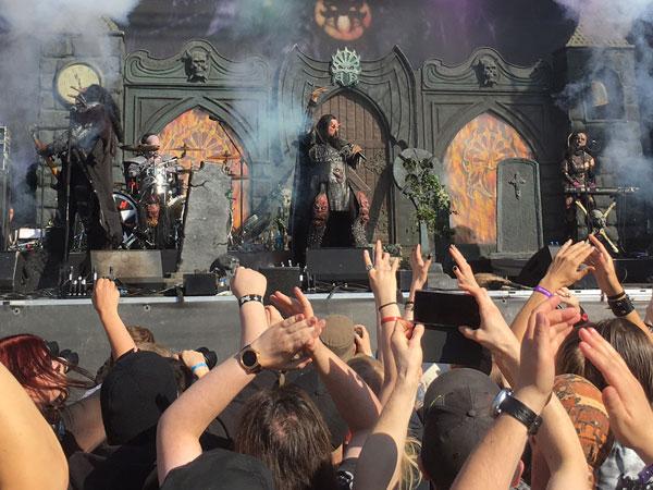 Tuska Festival 2016 ja Lordi, Kuva: Terhi Piiroinen, Stara