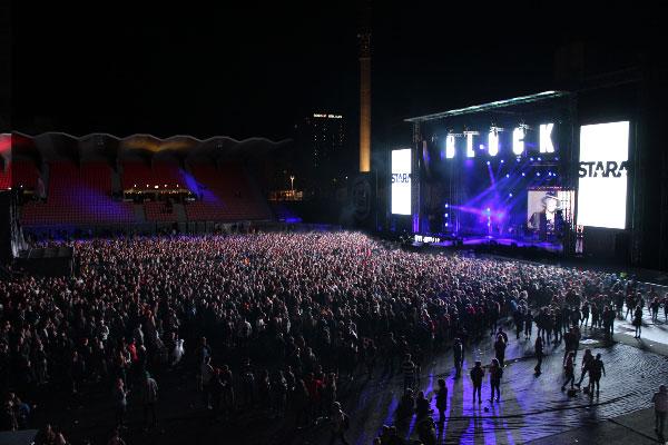 Blockfest 2016, Kuva: Stara