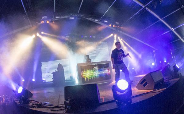 Blockfest 2016, Kuva: Santeri Saarinen Kovajätkä Photography
