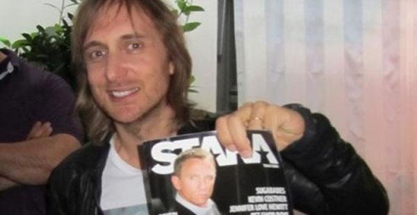 David Guetta Tukholmassa