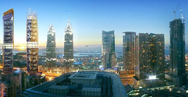 Treffi palvelu Dubaissa