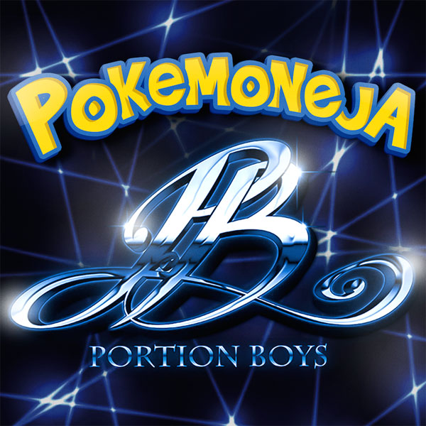 Portion Boys - Pokemoneja