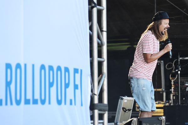 RolloPOP 2016, Jukka Poika, Kuva: Roope Saraste