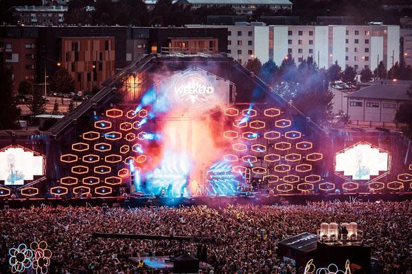 Weekend Festival 2016, Antti Tuisku, Kuva Henri Juvonen