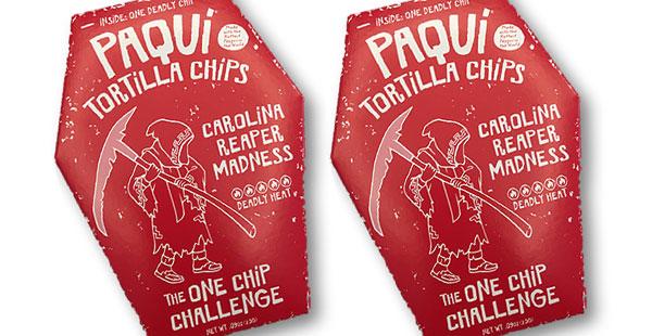 Paqui Tortilla Chips