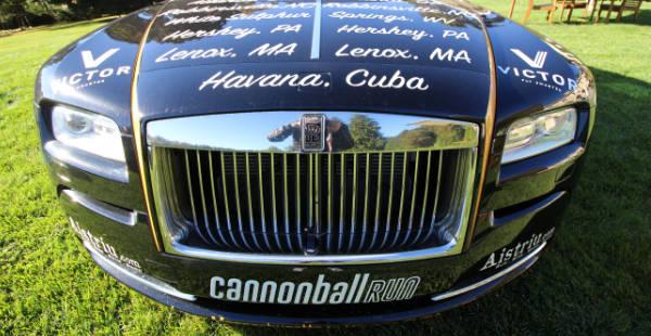 Cannonball Run 2016, Kuva: Stara