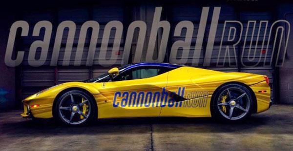 Cannonball Run 2016