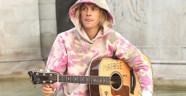 Justin Bieber seksi videotongelmia iso penis